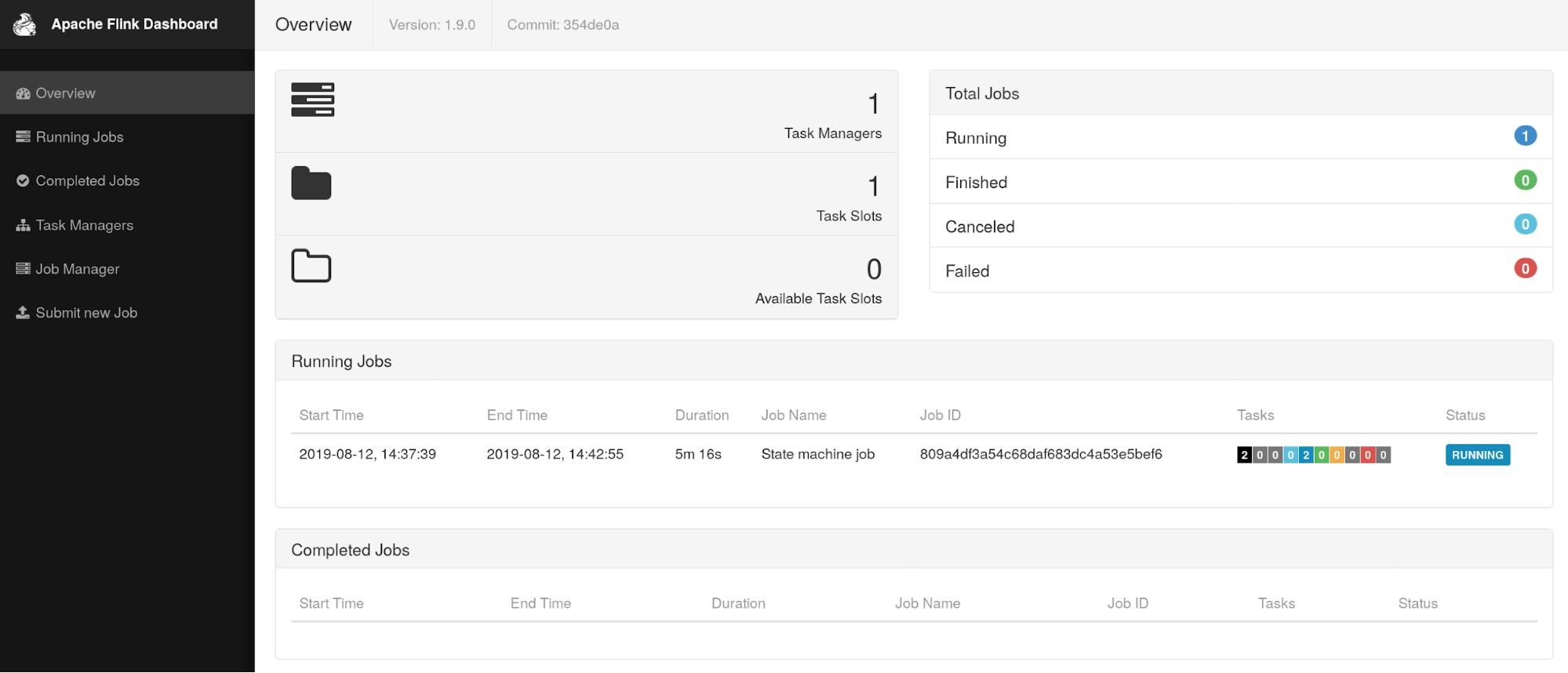 Apache Flink 1.9重磅发布:正式合并阿里内部版本Blink重要功能