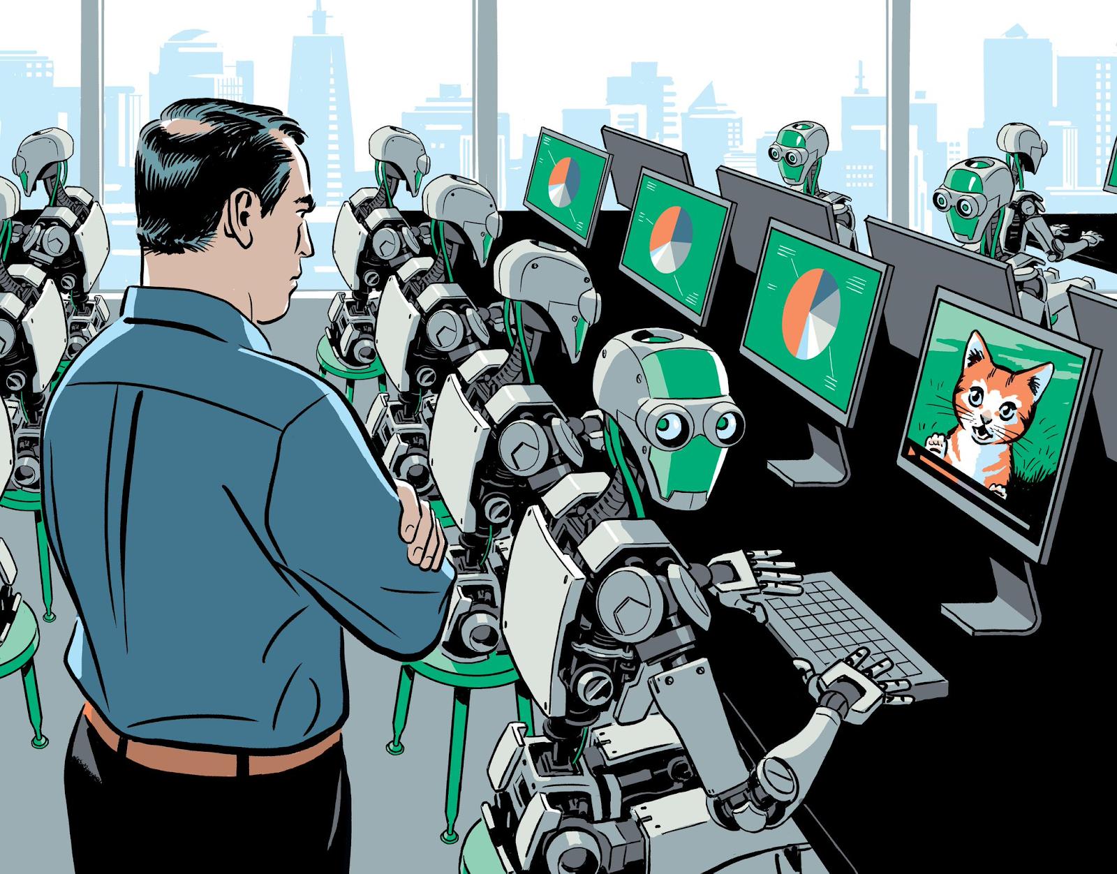 AI工程师:领着百万的薪水,都干些什么活儿?